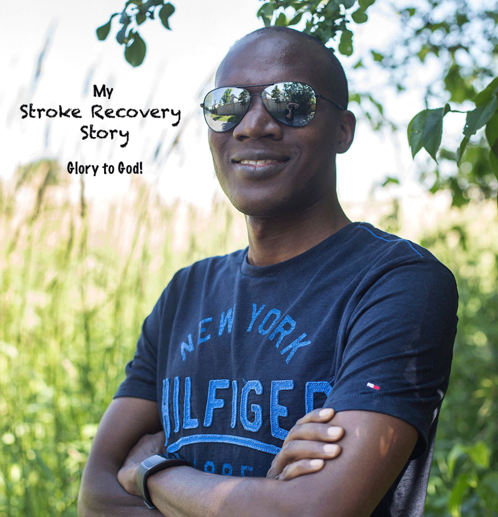 Chapter 3a – The day of the Stroke (Stroke Recovery Story